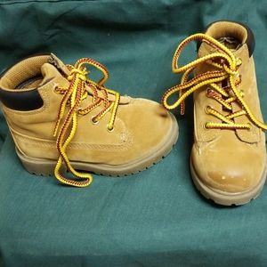 Route 66 Toddler Boys Work Boots